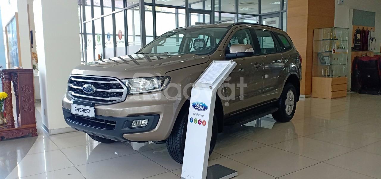 Ford Everest, quà tặng trị giá lên đến hơn 50 triệu
