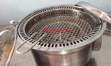 Bếp lẩu nướng hút âm