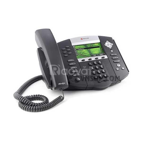 Điện thoại Polycom SoundPoint IP 670