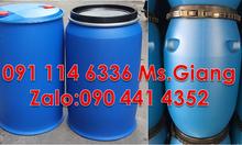Thùng phuy nhựa 220 lít tại TPHCM