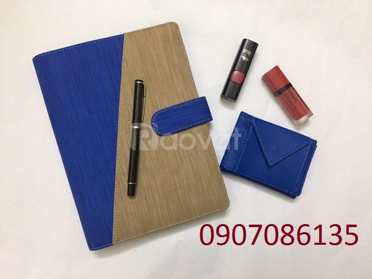 Sản xuất sổ tay quà tặng, sổ da ,bìa da,..