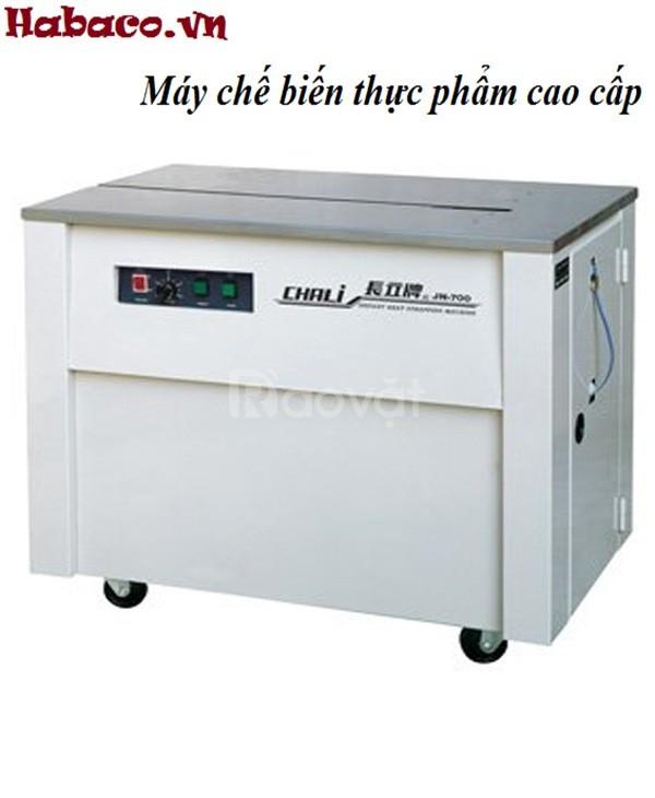 Máy đóng đai thùng chali taiwan hàng Đài Loan chính hãng