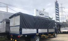 Xe tải Faw 8 tấn thùng 6m3 ga cơ máy hyunhdai D4DB,hỗ trợ vay cao