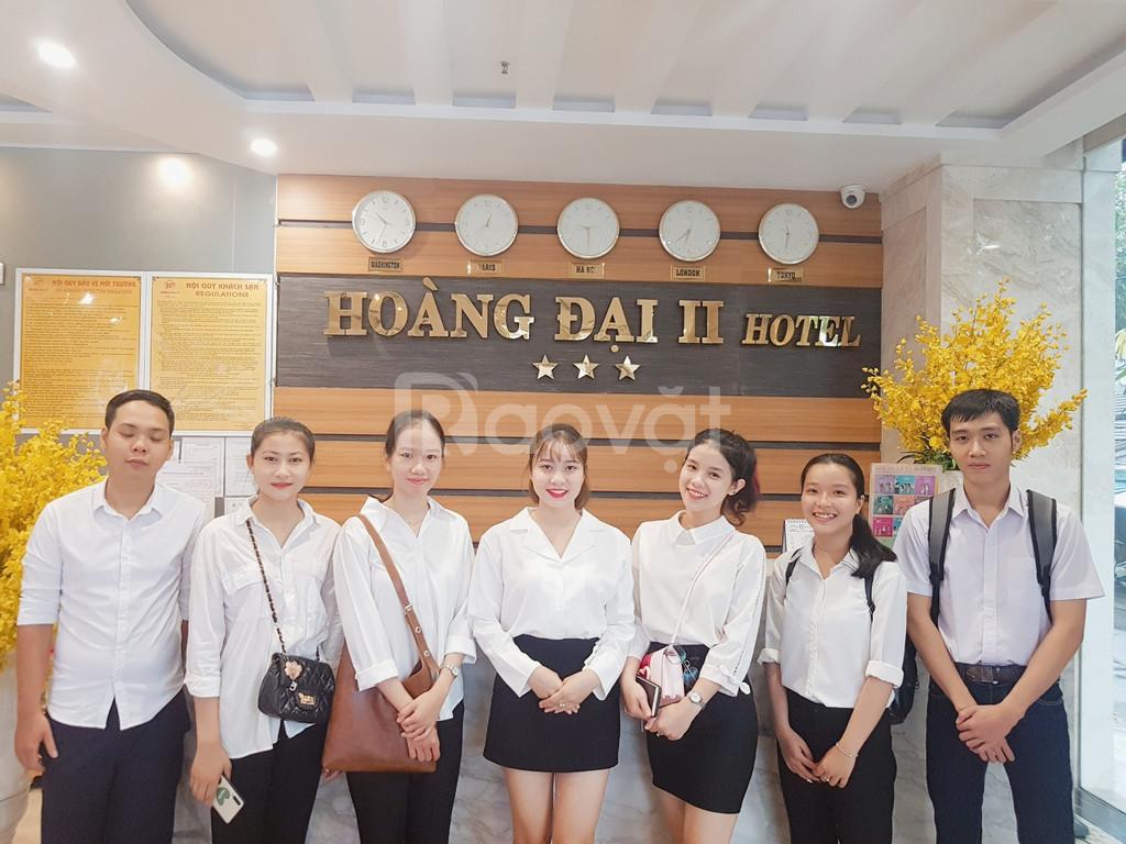 Học nghiệp vụ quản trị khách sạn  tại Đà Nẵng