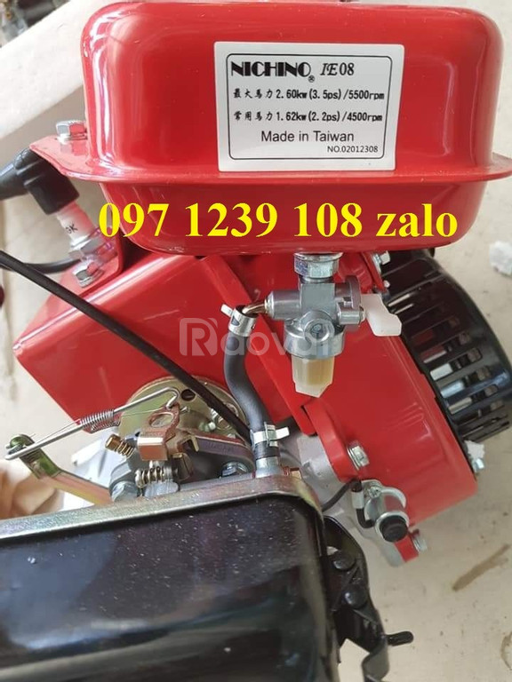 Máy xới đất, trộn vữa đa năng Nichino 308B hàng chất lượng