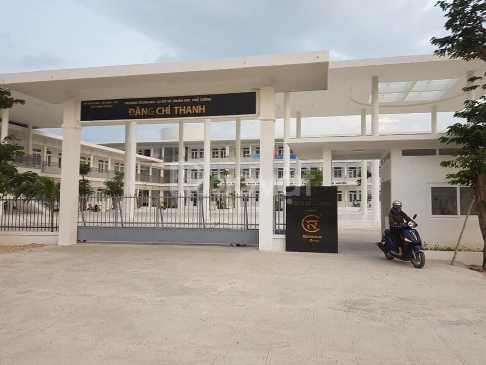Đất nền sổ đỏ Cà Ná - Ninh Thuận tâm điểm đầu tư bđs ven tỉnh