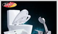 Bộ 6 sản phẩm thiết bị vệ sinh Zento BS02