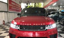 Giao ngay Range Rover Sport HSE 3.0L 2019 lướt biển HN