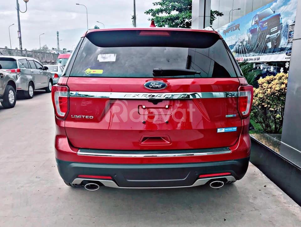 Ford Explorer, quà tặng trị giá lên đến hơn 120 triệu