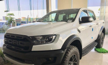 Ford Ranger Raptor - 1 chiếc màu trắng giao ngay