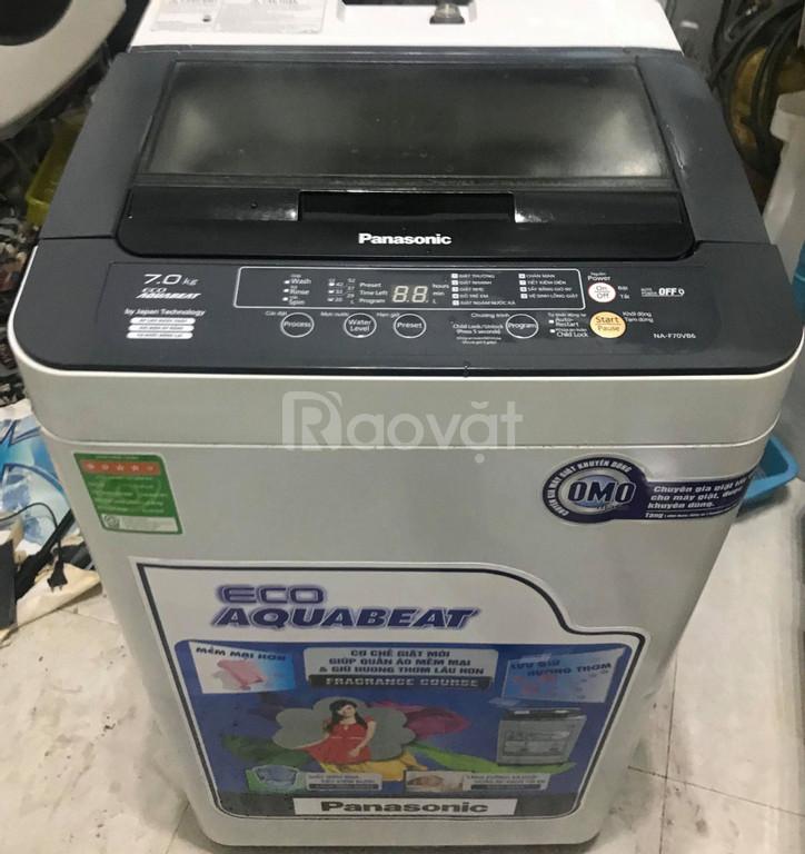 Bán máy giặt panasonic 7kg