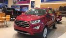 Ford Ecosport, tặng ngay ưu đãi quà tặng trị giá hơn 50 triệu (ảnh 1)
