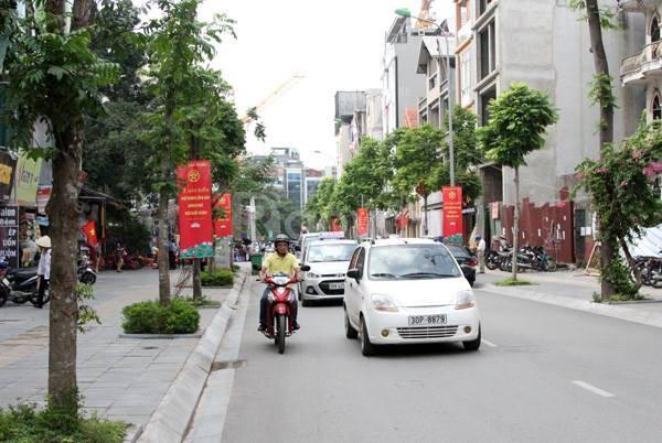 Bán nhà mặt phố Trương Công Giai -phường Dịch Vọng - quận Cầu Giấy