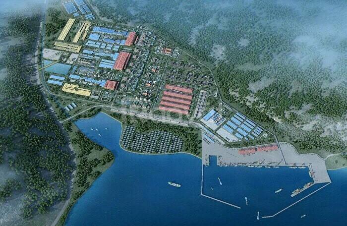 Bán đất nền sổ đỏ ven biển Cà Ná gần cảng biển Quốc Tế