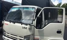 Xe tải isuzu 1.9 tấn Vinh Phát thùng dài 6m2