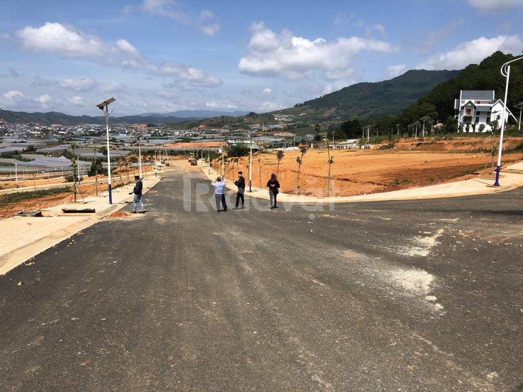 Những lô đất nền tuyệt đẹp từ dự án LangBiang Town Đà Lạt!