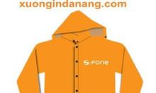 Xưởng sản xuất áo mưa giá rẻ tại Huế, In áo mưa tại thừa thiên huế