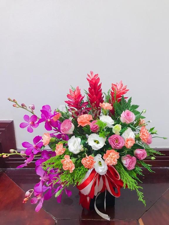 Học cắm hoa  nghệ thuật mở shop hoa tại Đà Nẵng