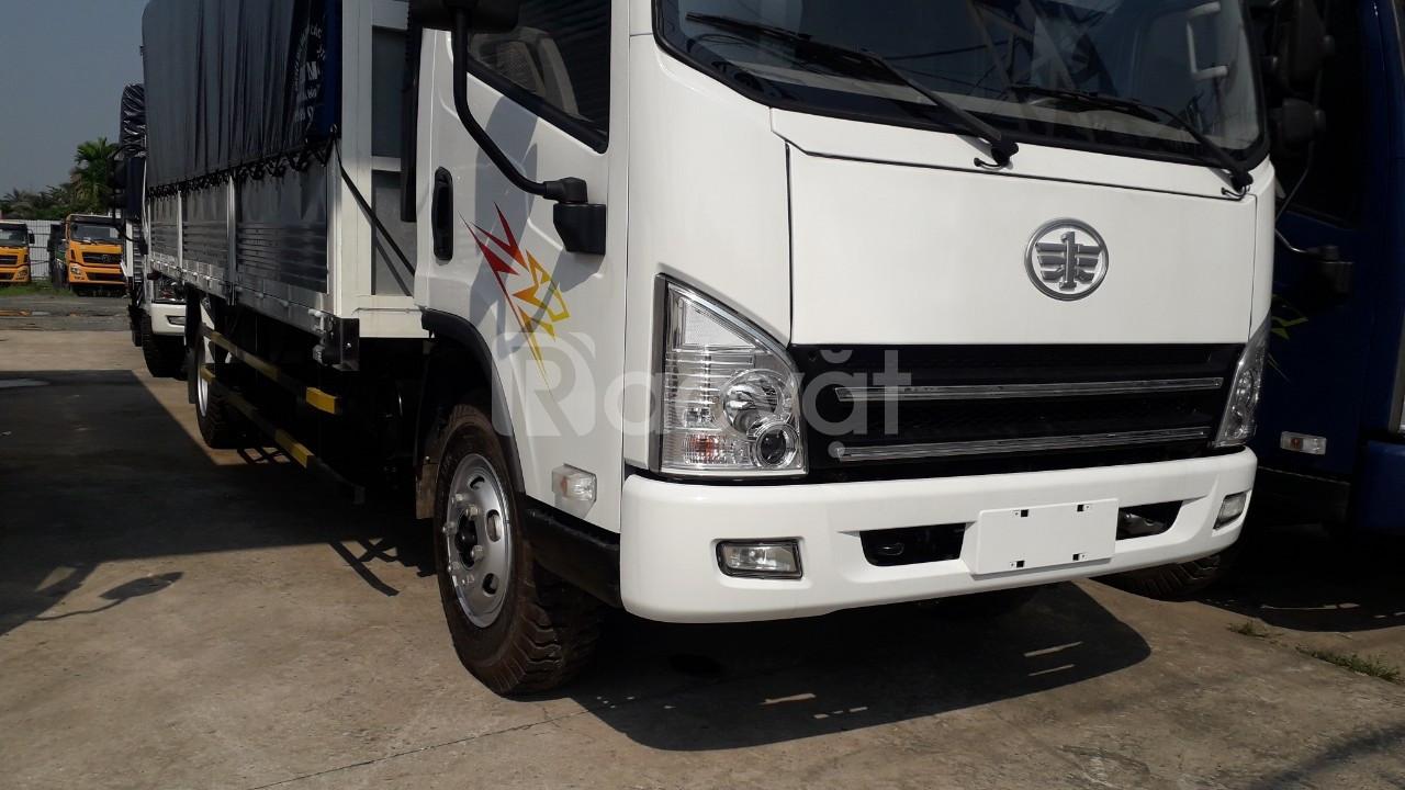 Xe tải 8 tấn thùng 6m ga cơ
