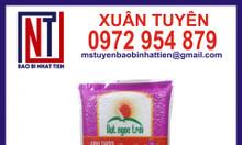 Túi đựng gạo cao cấp 1kg, 2kg, 5kg, 10kg