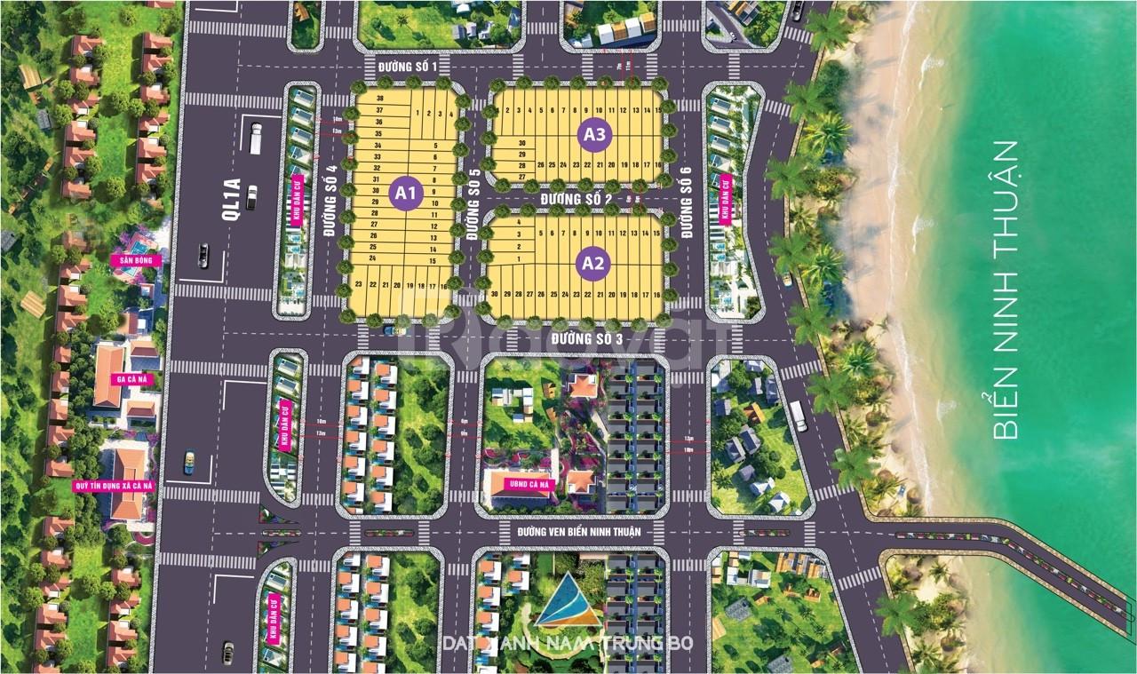 Đầu tư ngay đất nền, sổ đỏ biển Ninh Thuận