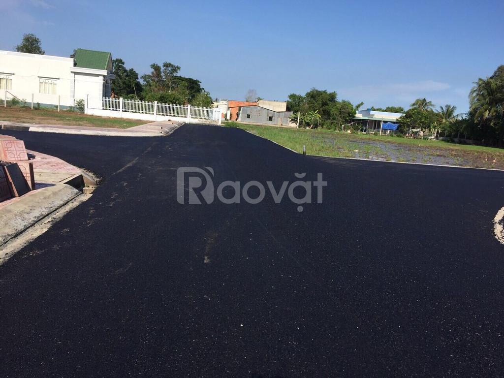 Đất nền xây trọ KCN Cầu Tràm đường Đinh Đức Thiện , SHR