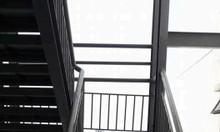 Cầu thang sắt đẹp
