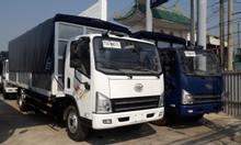 Xe tải 8 tấn thùng dài 6m ga cơ 2017