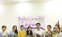 Khóa đào tạo kỹ thuật cắm hoa tươi Đà Nẵng