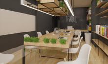 Cho thuê văn phòng quận Tân Bình , phường 2 , đường Bạch Đằng