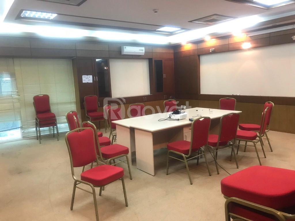 Văn phòng cho thuê 75-115m2 mặt phố 86 Lê Trọng Tấn, giá chỉ 11$/m2/th