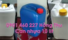 Thùng nhựa 10 lít đựng dầu,can nhựa 5 lít,vỏ can nhựa 5 lít đựng xăng