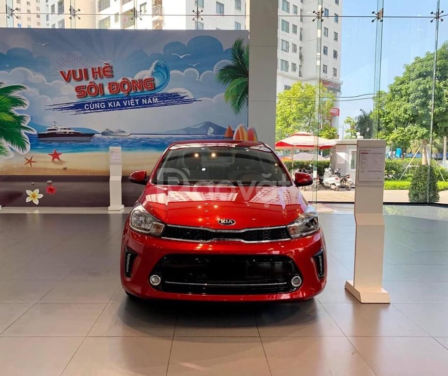 Kia Soluto - Giá tốt phân khúc Sedan hạng B - Trả trước 130 triệu