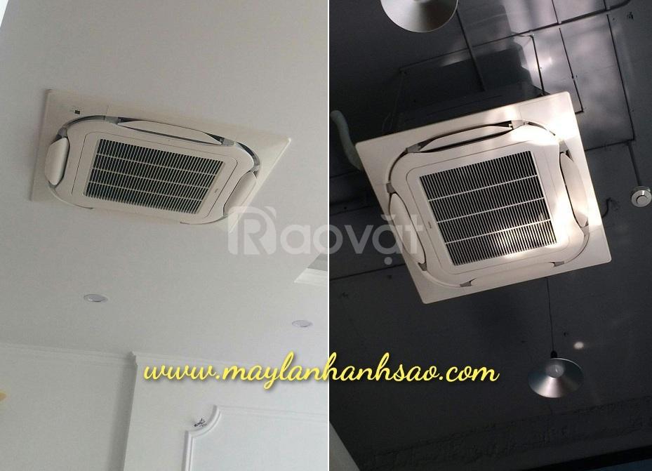 Máy lạnh âm trần Daikin Inverter FCF60CVM/RZF60CV2V Inverter, Gas R32