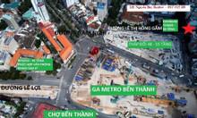 MT Nguyễn Thái Bình, Q1, DT: 8x19, 4 tầng, 87 tỷ