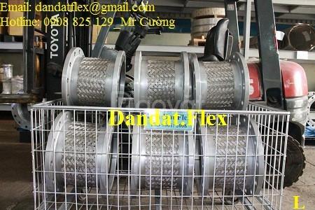 Khớp chống rung - Khớp nối mềm chống rung inox (DN125)