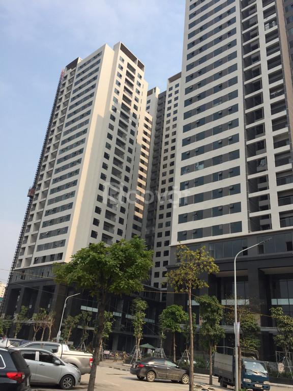 Bán chung cư Việt Đức Complex, căn góc 101m2, 3PN, giao thô, cửa ĐN