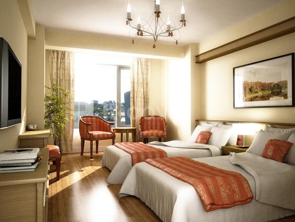 Bán khách sạn phố Trần Duy Hưng, Cầu Giấy, 7 tầng, 125m2, 18.1 tỷ