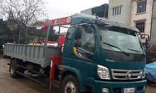 Thaco Trường Hải 7 tấn thùng dài gắn cẩu cũ mới theo yêu cầu