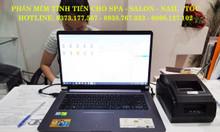Bán trọn bộ phần mềm tính tiền cho Salon tóc – nail tại Hà Nội