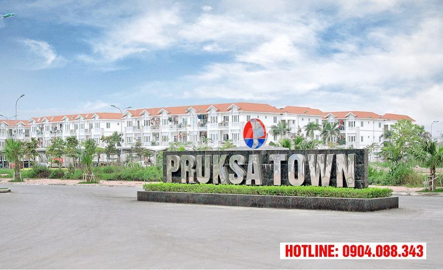 Hoàng Huy Pruksa town Giai đoạn 2, nhà ở thu nhập thấp