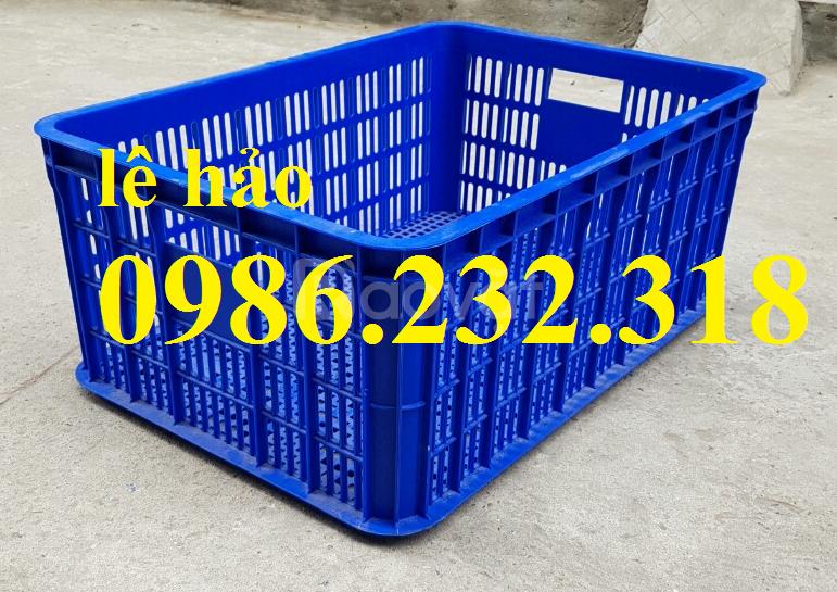 Sọt nhựa hs014, sóng nhựa rỗng, thùng nhựa rỗng hs014, thùng nhựa