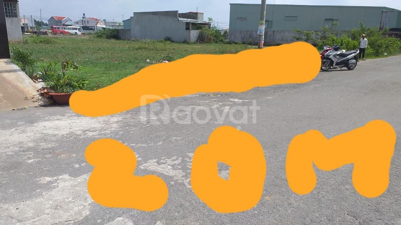 Bán 400m2 đất thổ cư mt Võ Tấn đồ, Phường 4, Tp Tân An - Long An