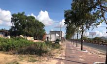 Đất mặt tiền đường lớn, gần trung tâm du lịch Long Hải