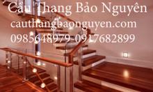 Bảng giá mới năm 2019 cầu thang gỗ tại Thường Tín