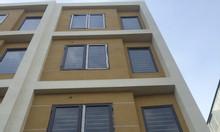 Nhà 4 tầng ngõ 68 Yên Bình Yên Nghĩa 5PN, mới hoàn thiện về ở ngay