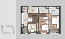 Cần bán căn hộ chung cư cao cấp The Emerald CT8 Mỹ Đình, quận Nam Từ Liêm, HN, giá tốt