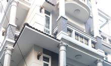 Bán gấp MT Võ Văn Kiệt, 4.3x26m, trệt, 3 lầu, vỉa hè 5m, cho thuê 65t