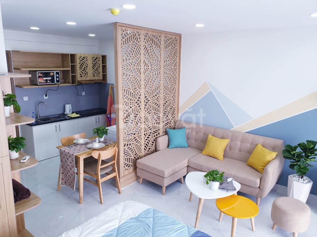 Cho thuê căn hộ Millennium Quận 4