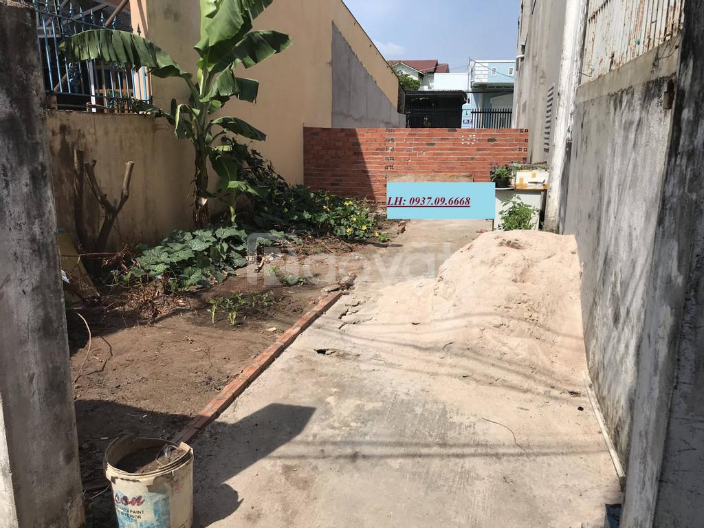 Cần sang nhượng lô đất ở thổ cư, hẻm đường 30 tháng 4, TP Vũng Tàu